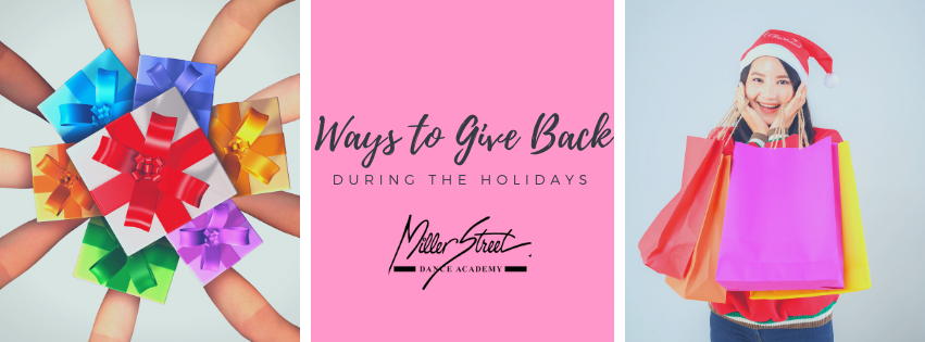 5 Ways to Give to Others During the Holiday Season